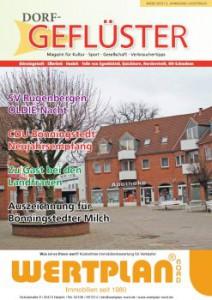 Dorf-Geflüster März 2013