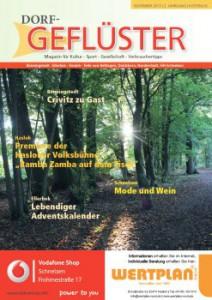 Dorf-Geflüster November 2013
